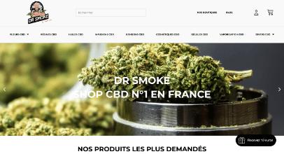 dr smoke communication
